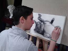 4-escultura y pintura